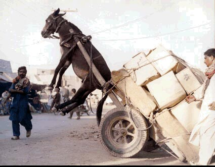 overloading gets you nowhere !