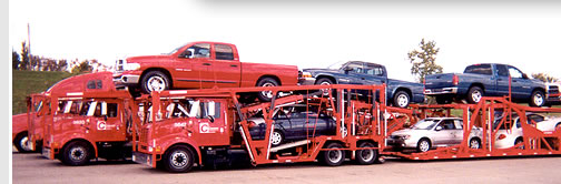 cassens auto transport trucks