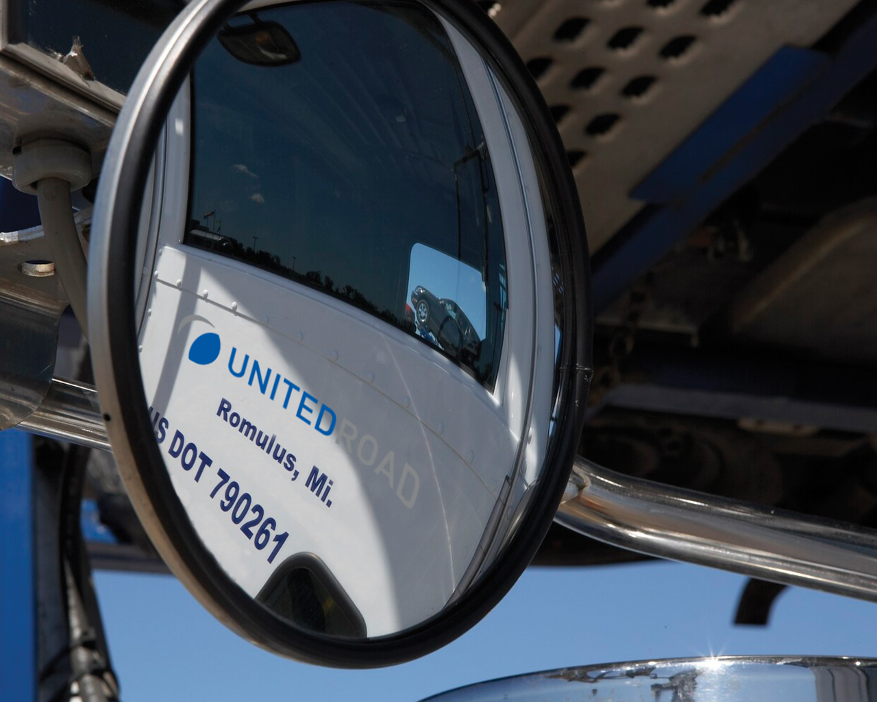 United Road Services is a corporate carhauling venture