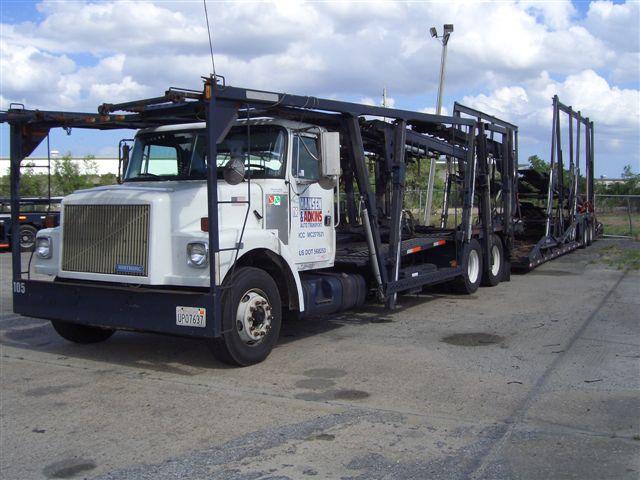 Efforts to unionize hansen adkins transportfool for Hanson motors used cars