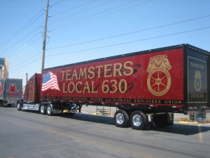 teamsters local 630 truck