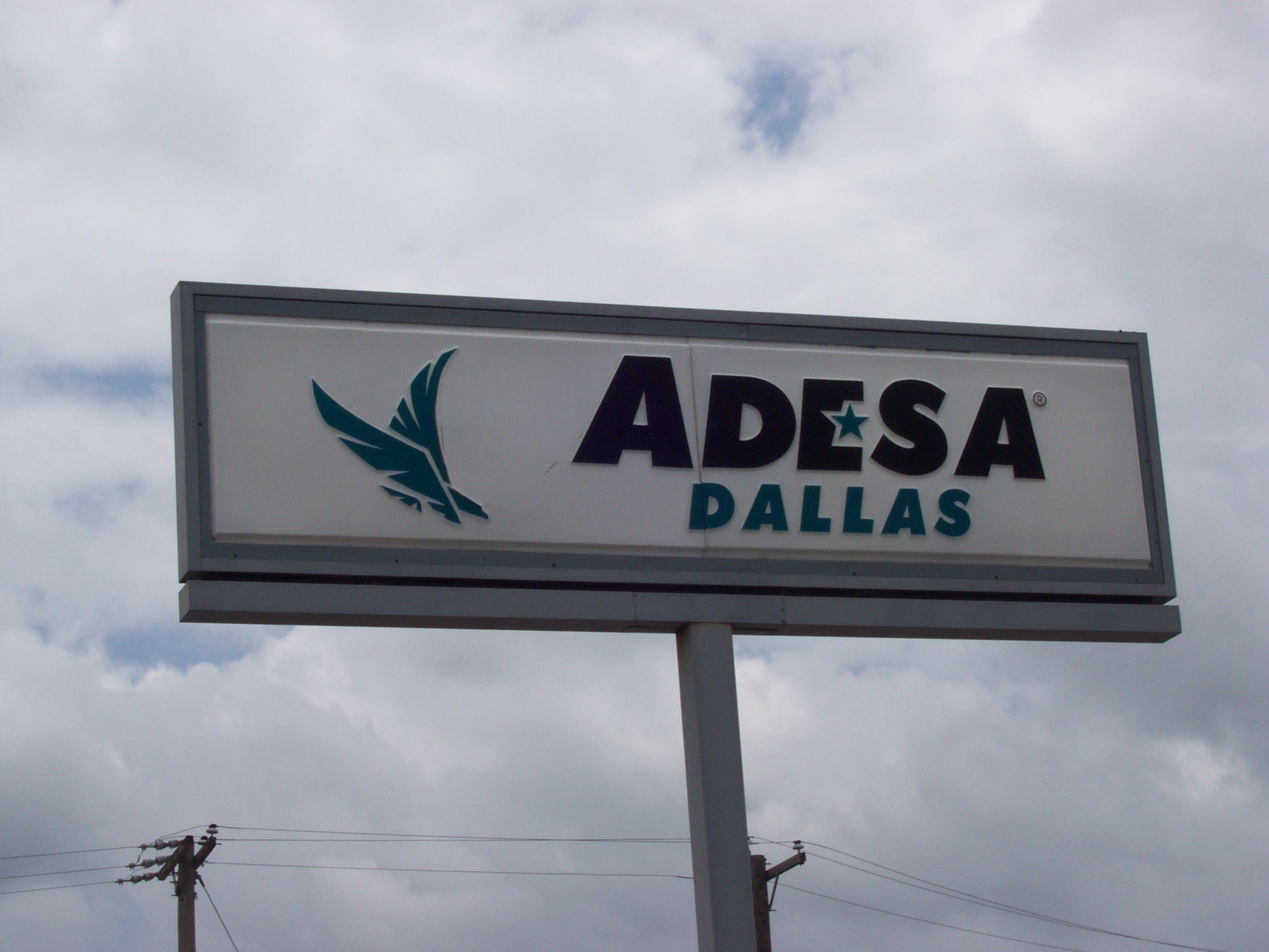 ADESA auto auction