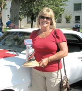 Darci Richeson of Shasta Auto Transport