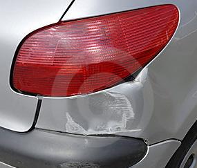 auto transport damage by car hauler car carrier