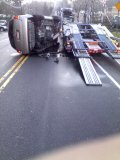 Long Island carhauler accident