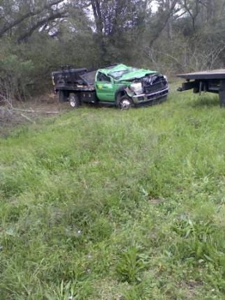 florida car hauler wreck1