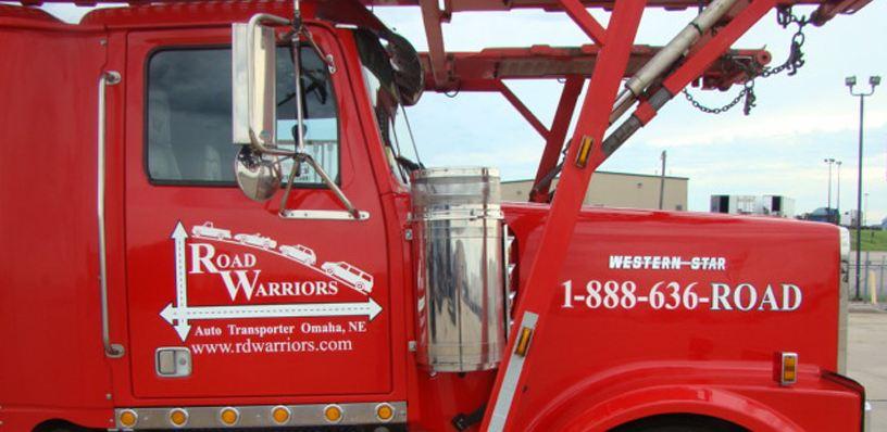 road warriors auto transport