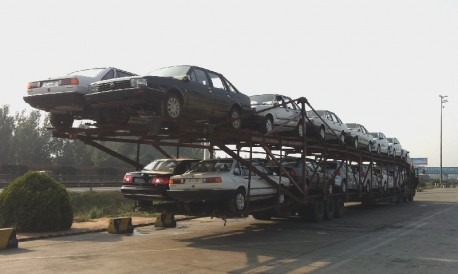 26car load in china